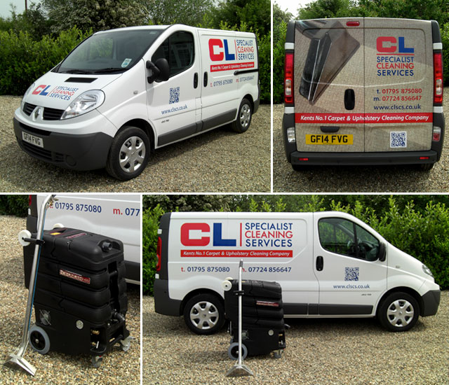 CL Specialist Cleaning Services in Kent